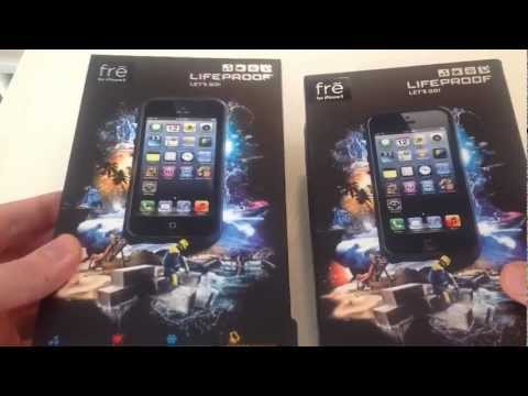 more photos 44b29 66505 How To Tell If A LifeProof Case Is Fake for iPhone - YouTube