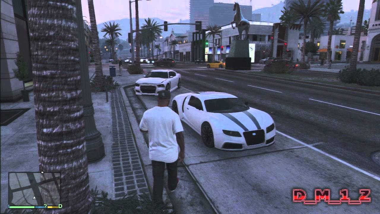 GTA 5 Secret Cars Bugatti Veyron Location ($1,000,000