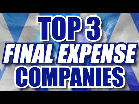 [TOP 3] Final Expense Insurance Companies - 2018