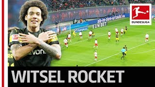 Witsel Stunner Fires Dortmund to Victory! Video