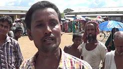 A Muslim survivor of Bodo onslaught in Kokrajhar