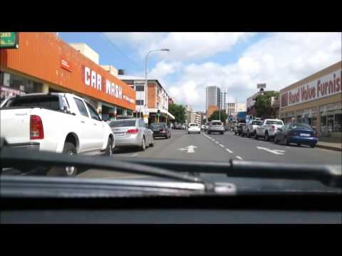 Germiston CBD - South Africa