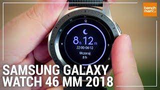Samsung Galaxy Watch 46 mm (2018) - recenzja