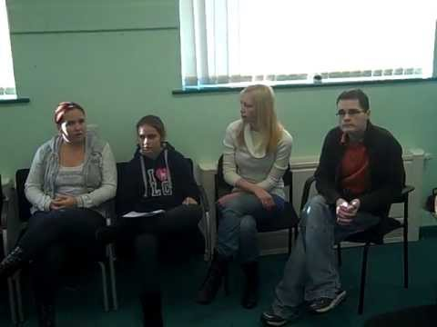 Britain In A Day - Vicky and Blackpool Drama Queens.MP4
