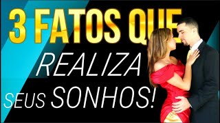 Te dou 3 FATOS que te OBRIGA a SER RICO e MILIONÁRIO!!!