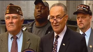 WATCH: Chuck Schumer Called For Military Parade In 2014