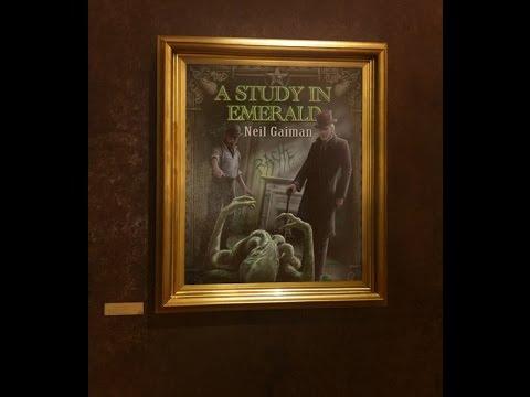A Study in Emerald (Videoreseña) 1-2 ERDJ