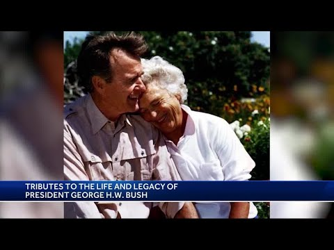 Pres. Bush remembered fondly by New England community
