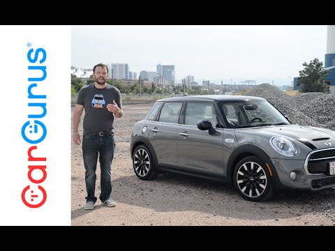 2015 Mini Cooper S | CarGurus Test Drive Review