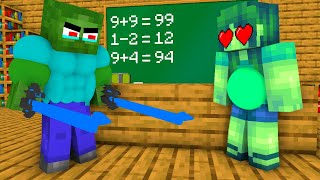 Monster School : Minecraft Animation