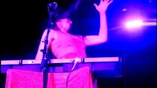 Le Butcherettes - Ace of Spades (FULL SET) - Sacramento, CA - 4/14/15