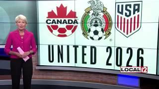 Cincinnati included in winning 2026 World Cup bid