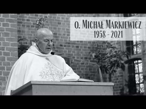 Pogrzeb o. Michała Markiewicza