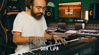"""IDGAF"" - Dua Lipa (Piano Cover) - Costantino Carrara"
