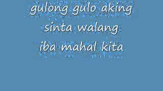"marimar theme song lyrics  ""iniibig kita"""