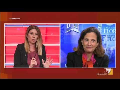 La virologa di Ilaria Capua: '2/3 dei contagi potrebbero essere asintomatici'