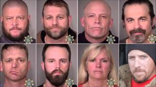 This is the story of Ammon Bundy and his stupid fuckin' brother and...