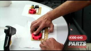 Dayton Audio Br-1  Speaker Kit Assembly Video 1/2