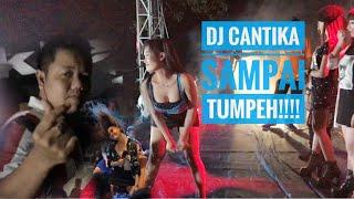 DJ cantika Feat Manhattan sampai tumpehhhh!!!!