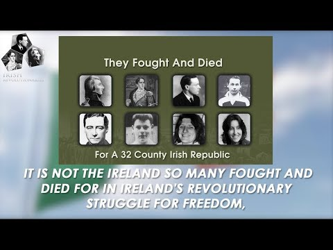 Where Is Our Irish Republic?