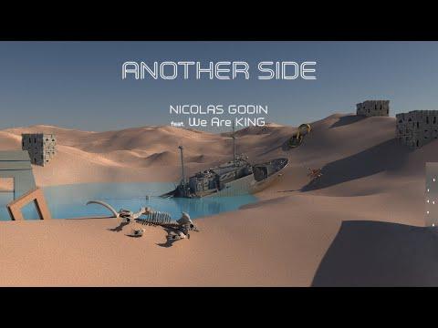 Смотреть клип Nicolas Godin Ft. We Are King - Another Side