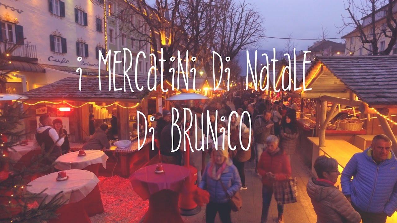 Brunico Mercatini Di Natale Foto.Mercatini Di Natale Di Brunico 2016