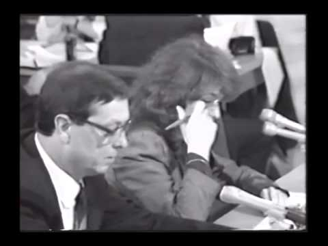 Testimony Committee on Foreign Relations 1991