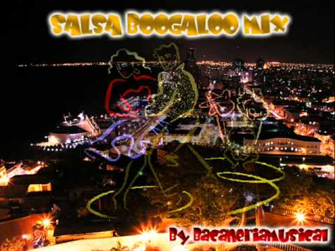 Salsa Boogaloo Mix