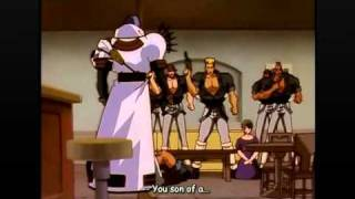 Legato kills the Roderick bullies and then introduces the Gung Ho G...