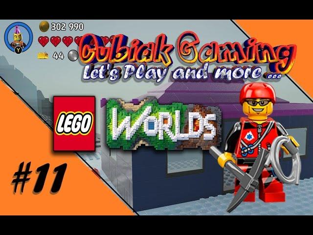 DER NIEDERTRÄCHTIGE HUSKYKILLER ★ Let's Play LEGO Worlds #011
