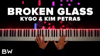 Kygo & Kim Petras - Broken Glass | Piano Cover by Brennan Wieland