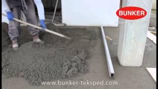 Полусухая стяжка(www.bunker-teksped.com BUNKER - TRAGEN подходит для смешивания и транспортирования стяжки пола, песка, гравия и мелкозернис..., 2014-06-18T14:42:41.000Z)