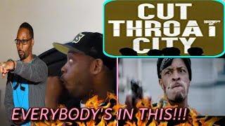 CUT THROAT CITY Comic Con Trailer (2018) RZA Thriller REACTION!!!