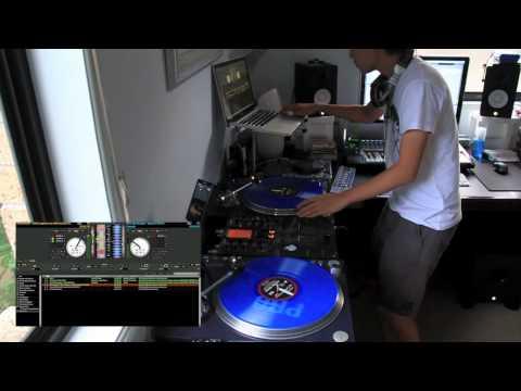 DJ Ravine mixes Top 40....mix?