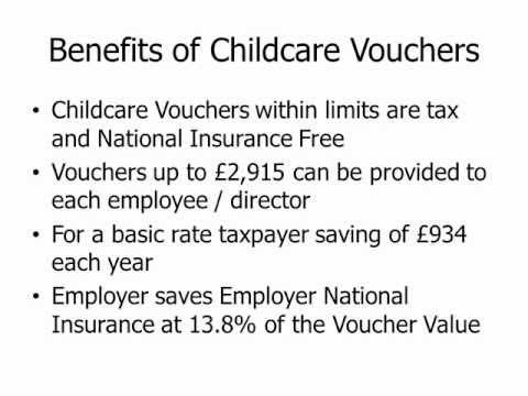 Childcare Vouchers Explained DIY Childcare Voucher