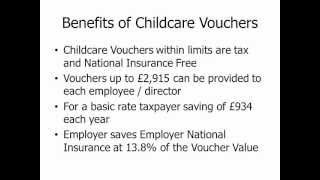 Childcare Vouchers Explained DIY Childcare Voucher