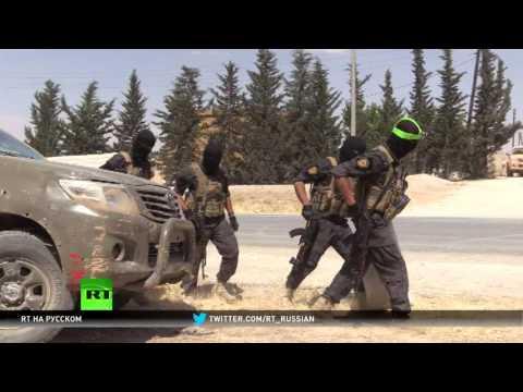 Курдские отряды в