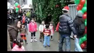 20131221聖誕園遊會~街頭音樂會 日光會
