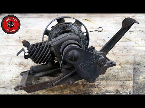 Моторная стиральная машина Maytag 1920-х годов [Реставрация]