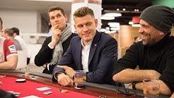 17/18 // Mittendrin als Mitglied // Das FCA-Pokerturnier