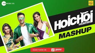 Hoichoi Unlimited MASHUP l Dev, Saswata, Kharaj, Arno, Puja, Koushani l Savvy l Soumo Subho