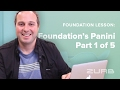 Intro to Foundation's Panini Handlebars Templating Engine