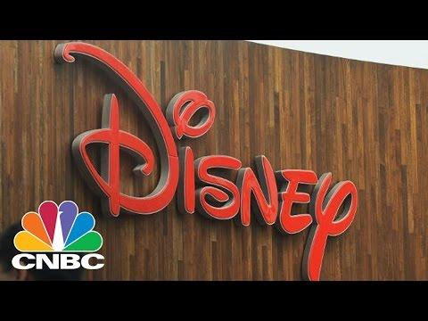 Disney Considering Bid For Twitter | Power Lunch | CNBC
