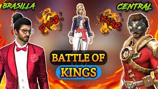 THE BATTLE OF KINGS FOR QUEEN || RANI KE DIWANE || FREE FIRE SHORT FILM || ACTION ,RACE,EMOTIONAL ||