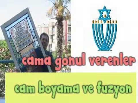 Cam Boyama Ve Fuzyon Youtube