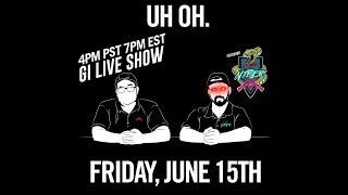 Live Show Ft. The Lazer Viper / Rad Plastic! - Airsoft GI