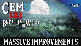 Cemu 1 9 1 | System Update/Open Your Eyes Fix | Zelda BOTW - Vloggest