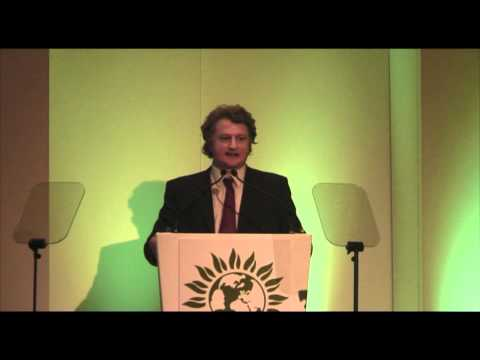 Jake Griffiths Leader Wales Green Party conference pt3