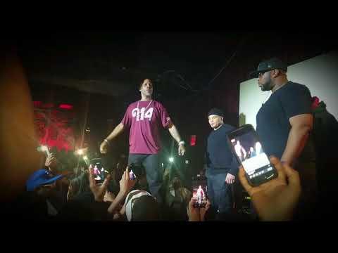 "DMX ""Ruff Ryders Anthem"" @ BB Kings"