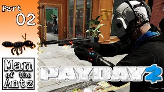 How to not get caught by Jewellery Store guards... | PayDay 2 on Oculus Rift VR - Part 2